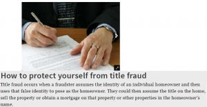 zack childress real estate scam-how to protect yourself title fraud